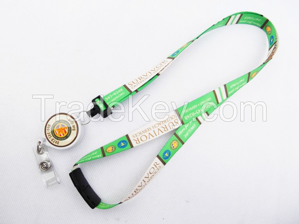 Good Quality and New Design Lanyards