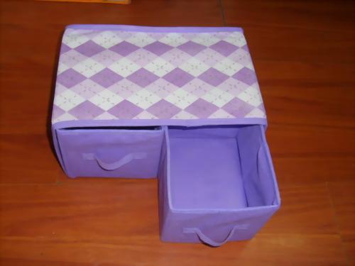 nonwoven storage box