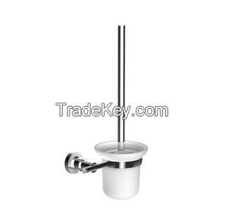 toilet brush with holder