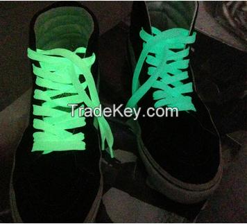 photoluminescent shoelace �photoluminescent string