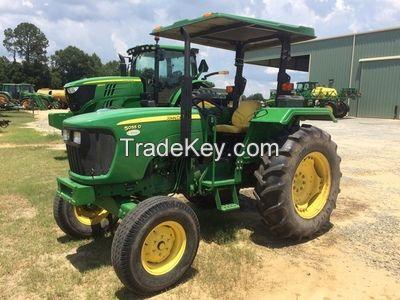 2012 John Deere 5055D Tractor