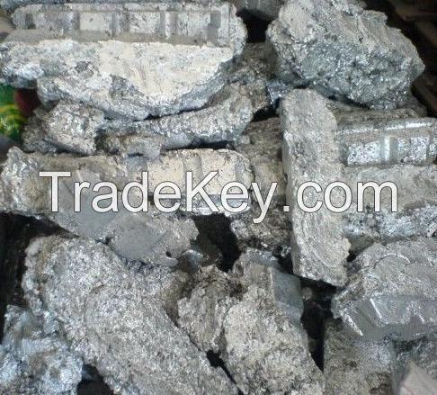 Mixed Zinc Scrap  Bulk Quantity Competitive Price