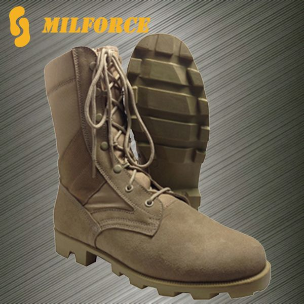 Genuine Leather south africa outdoor military desert boots for men