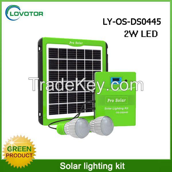 Solar ligthing kit solar power light