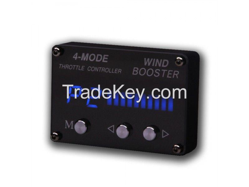 WIND BOOSTER 4-MODE P2 Throttle Controller