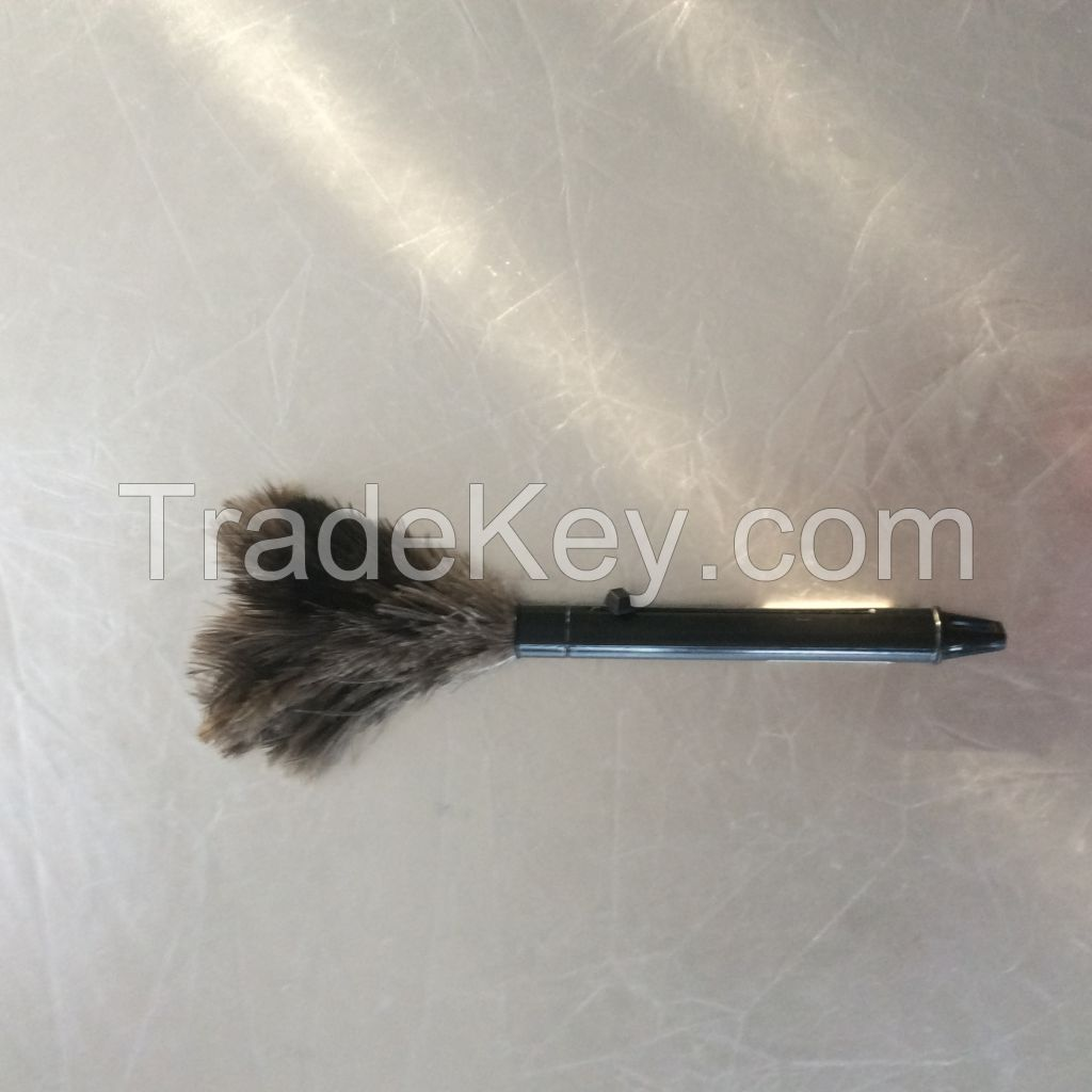 high quality cleaning car ostrich  feather duster