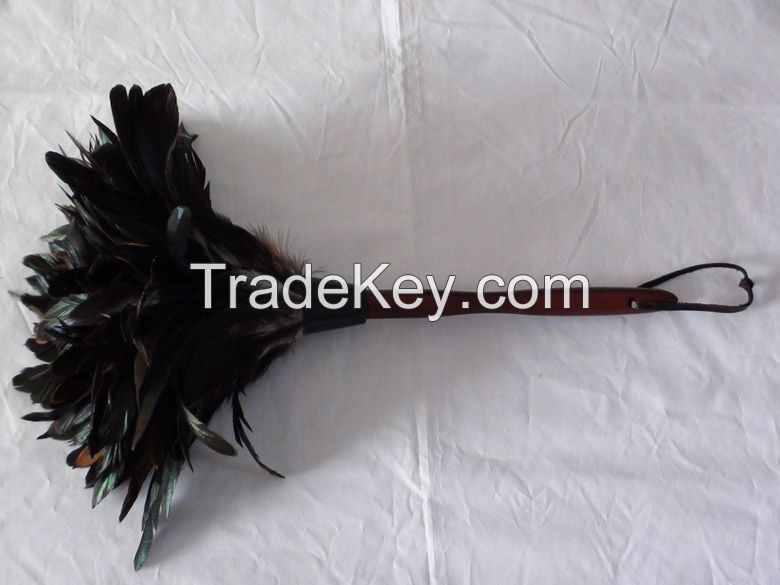Great quality clean tools rooster feather duster