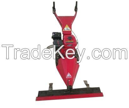 Scythe mower/sickle bar for cutting