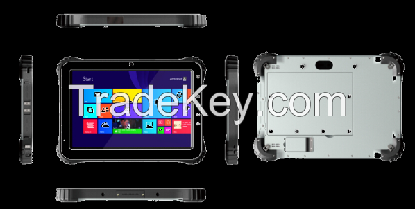 Geshem TPC-GS1052T 10.1''rugged tablet with Intel Baytrail-T(Quad-core