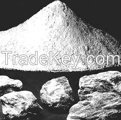 Raw Natural Gypsum Powder/Lumps