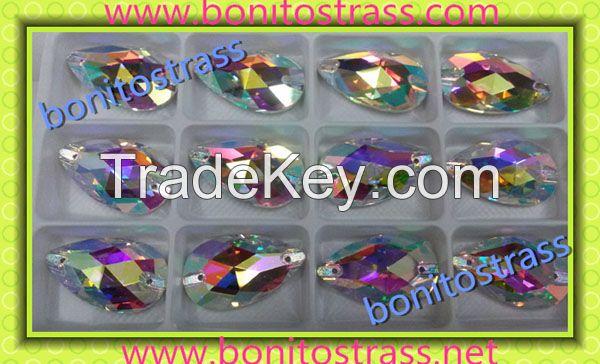 Beautiful Sew on Glass Beads