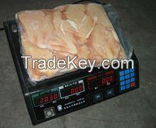 Frozen fresh Halal chicken meat boneless skinless