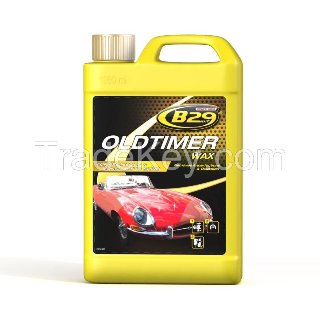 B29 Oldtimer Wax - Classic Car Wax 1L