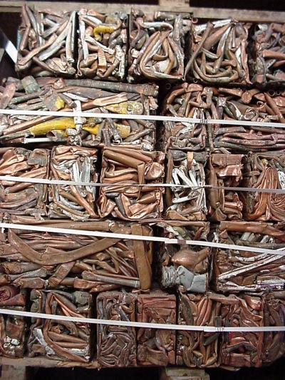 Copper Cathod, Ingots