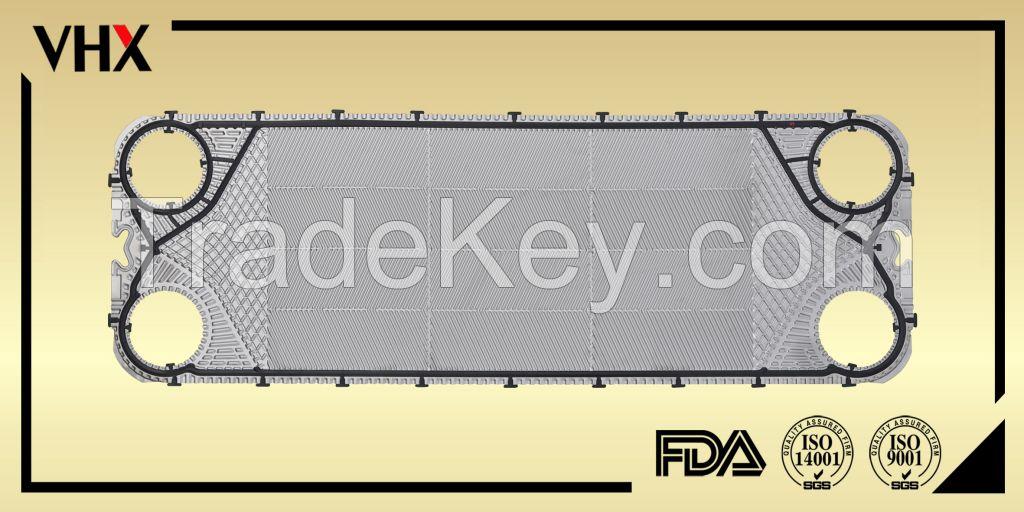 Alfa Laval M15B/M15M Plate Heat Exchanger Gasket /PHE Gasket