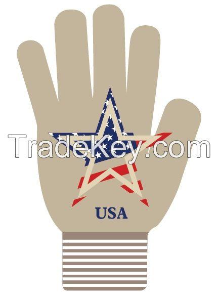 Souvenir Knit glove