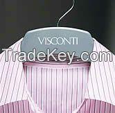 Visconti garment hangers