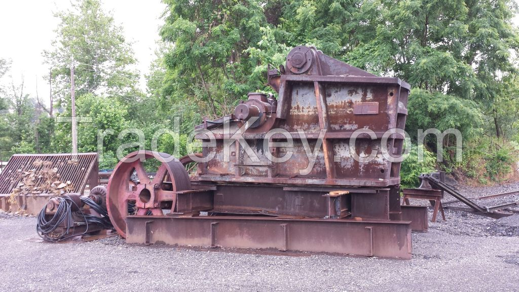 Traylor Jaw Rock Crusher