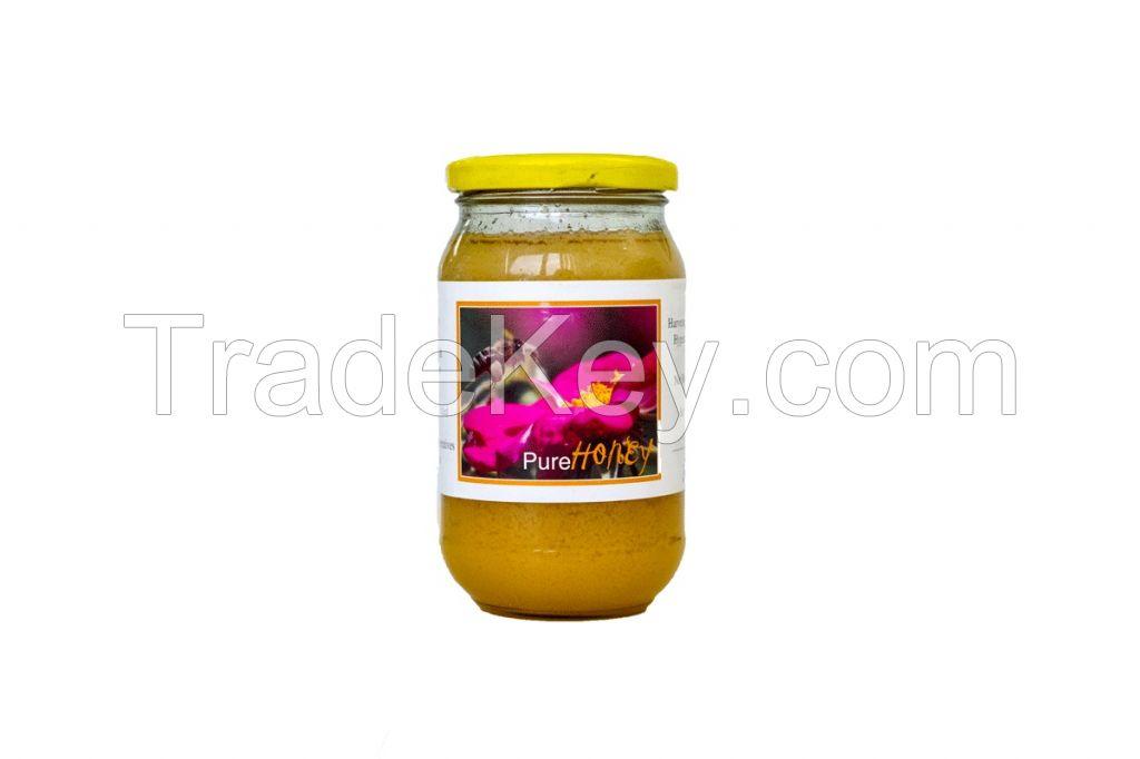 Bhutan Natural White Clover Honey 270g