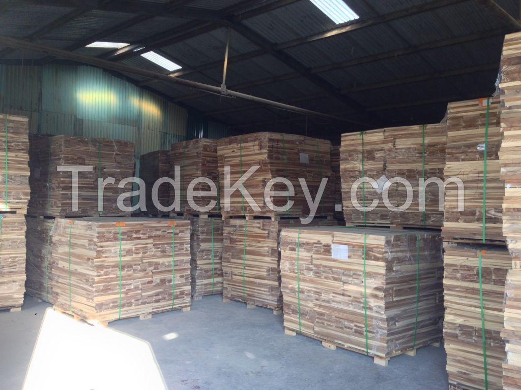 acacia flooring panel