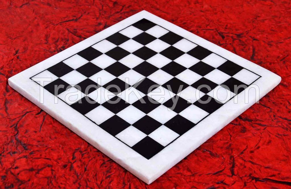 Marble Chess Board / Chess Set