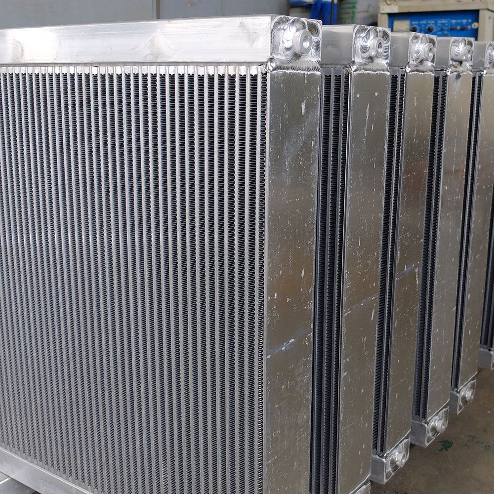 oil cooler for Generator Set
