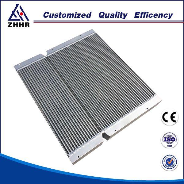 oil cooler for compressors