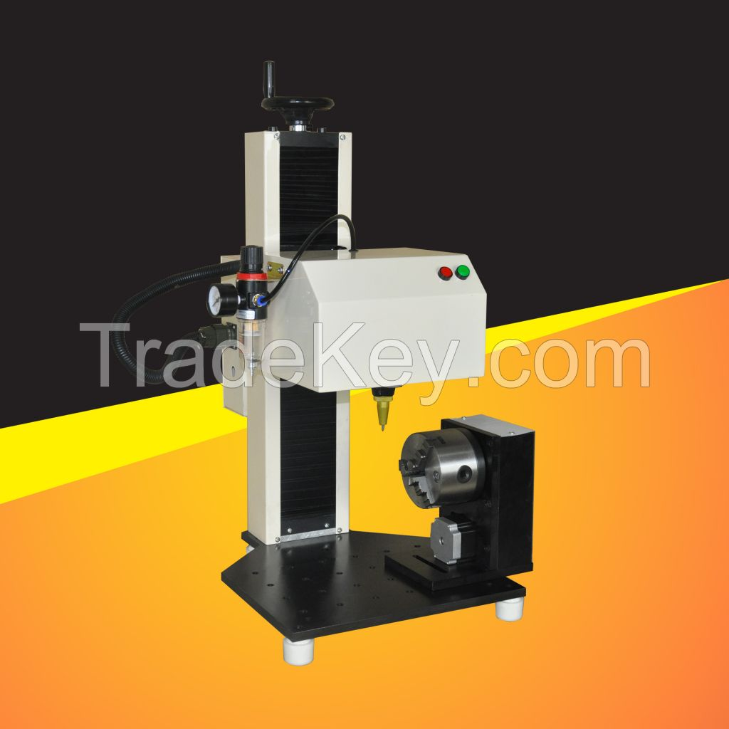 Benchtop pnematic dot peen marking machine,dot pin marking machine