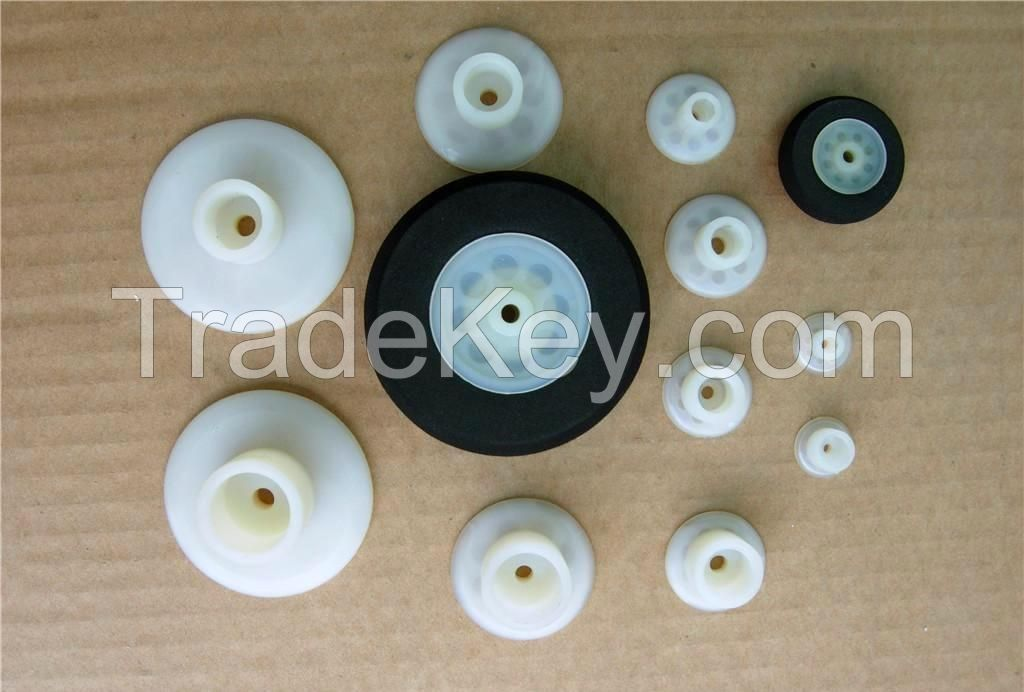Small Plastic / Nylon Gear for Toy -- Manufacturer