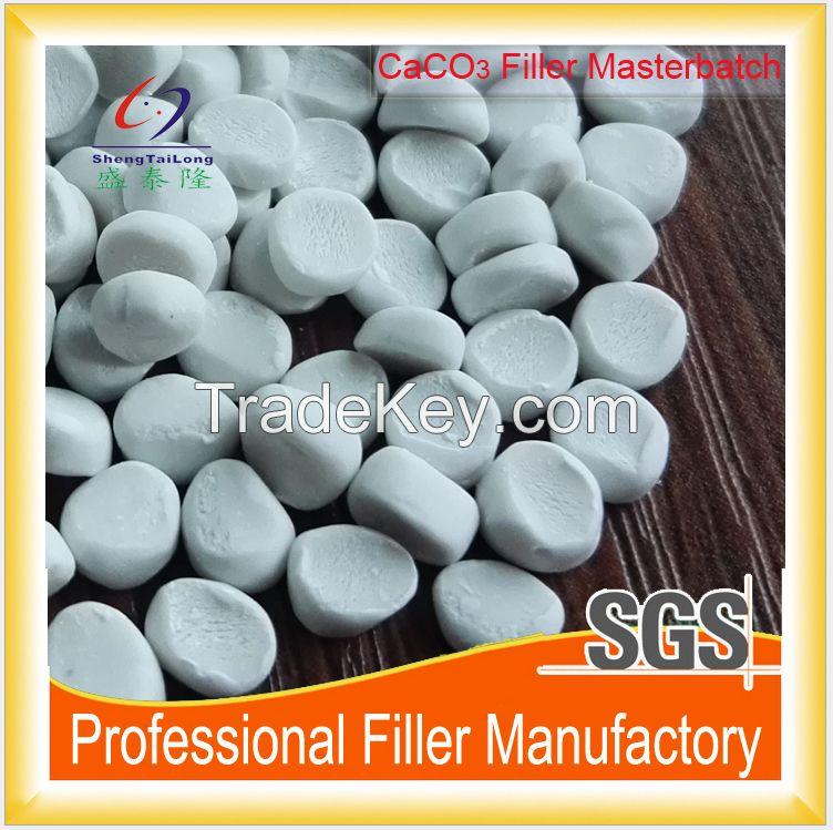 Calcium Carbonate Filler Masterbatch for Plastic Products