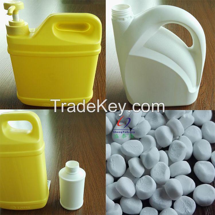 Calcium filler masterbatch for PP Bottle
