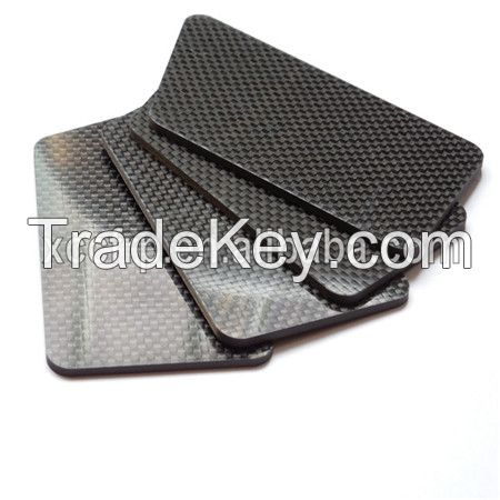 Factory High Quality Imported Material 3k Carbon Fiber Plate1mm (400*500*1mm)