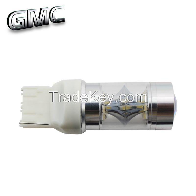 Biconical reflector 7440 75W led car light brake light   turn light