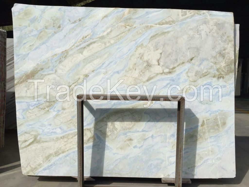 Blue Jade Marble Blue And White Marble Blue Marble Floor Tile Sky Blue Marble Natural Stone Blue Marble Veined By China Boton Co Ltd China