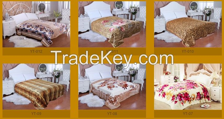 blanket and carpet