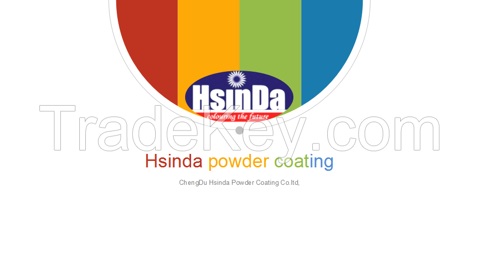 New  High Gloss Candy Blue Transparent  Powder Coating