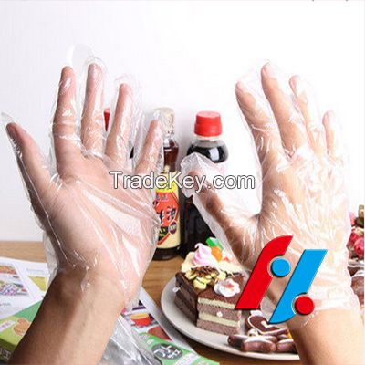 HDPE Glove plastic