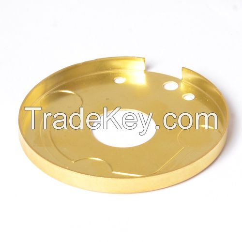 Copper Flange for Auto Parts