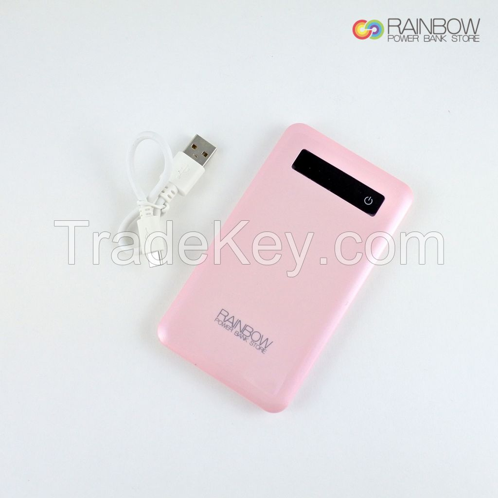 Rainbow RB-BP-035 Touch LED Power Charger -5000mAh