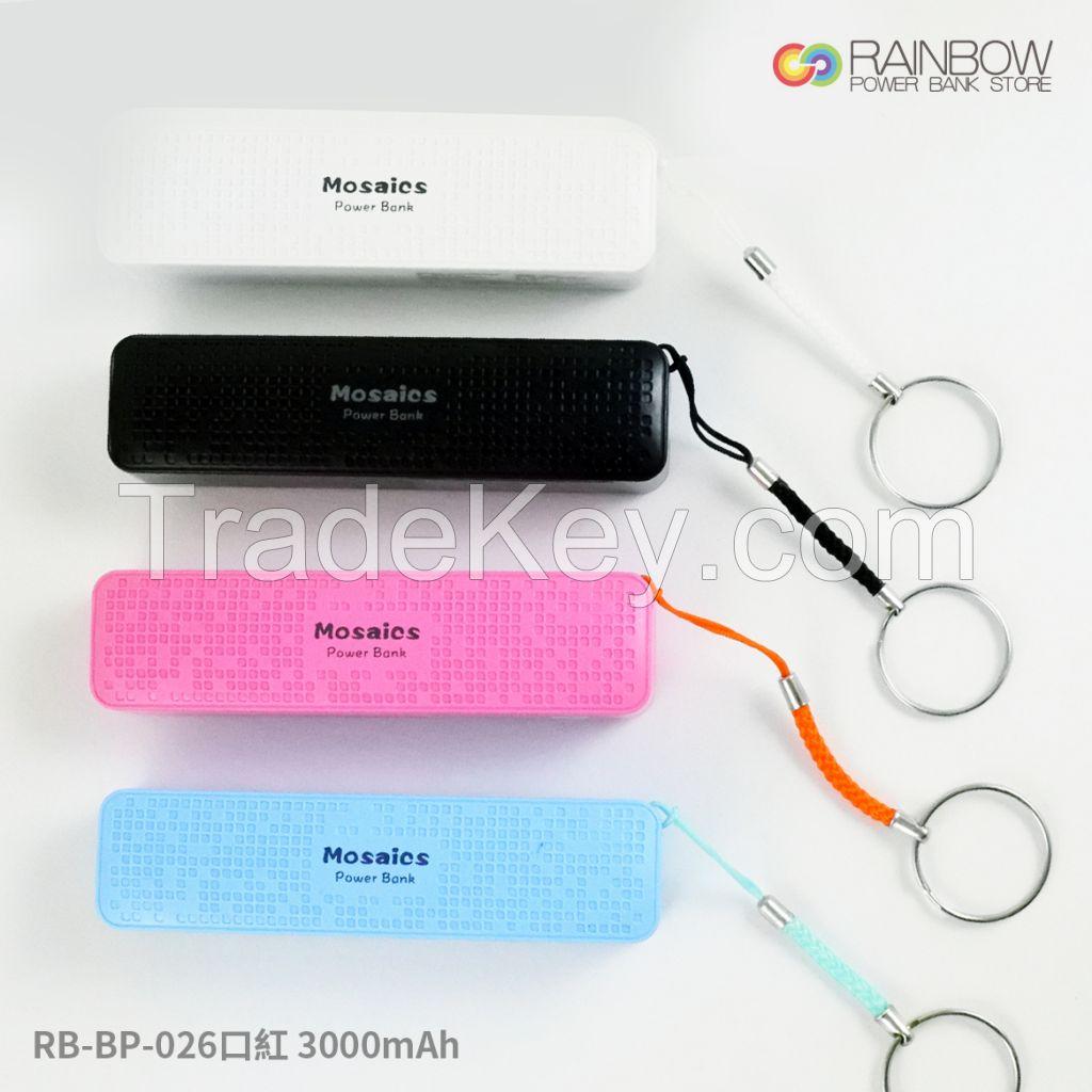 Rainbow RB-BP-026  Power Charger -3000mAh