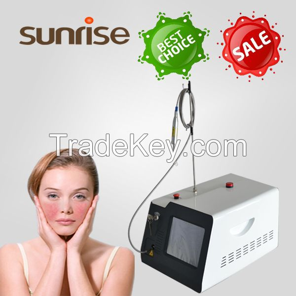 980nm diode laser for vascular removal, veins removal, facial veins removal