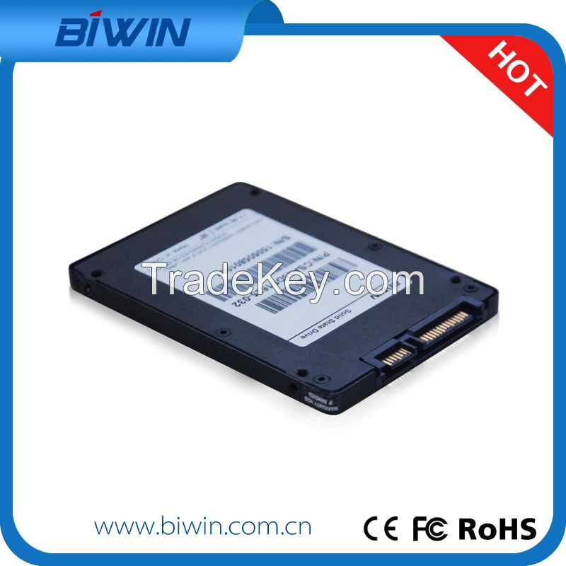 2.5 inch sata 3.0 TLC flash sata 480gb ssd hard drives from Biwin