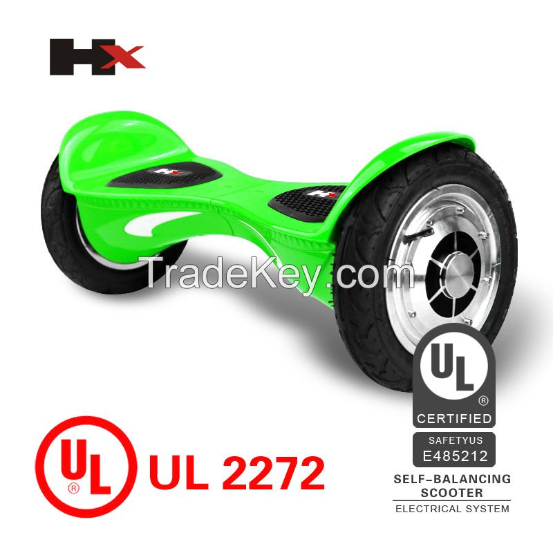 UL2272 Drifting Scooter Hover Board, Two Wheels Self Balancing Scooter