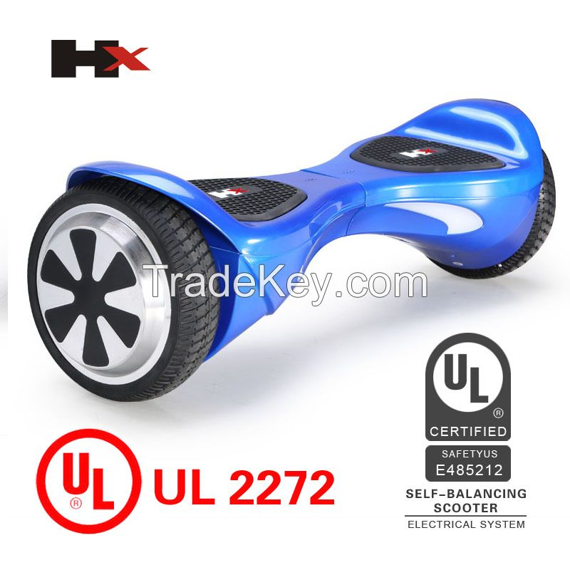 New Product LG Battery Self Balancing Scooter Supplier