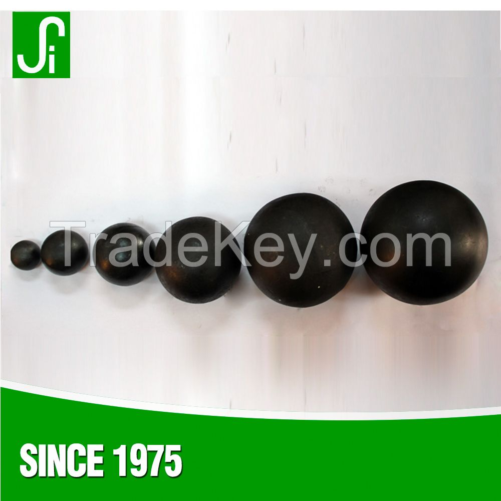 Grinding steel ball for ball mill