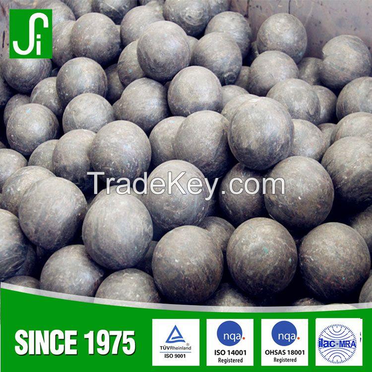 Grinding steel ball for mining