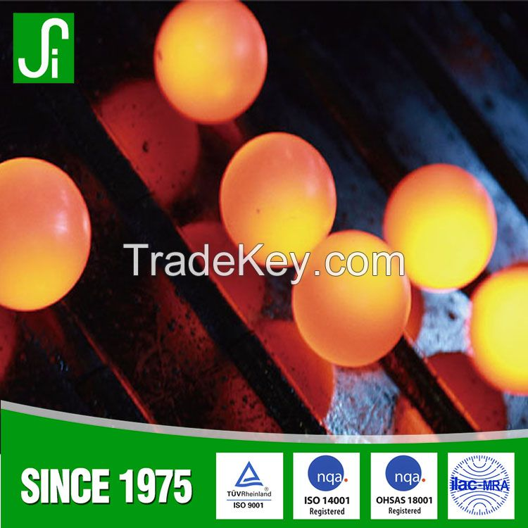 Casting steel ball for cement plant