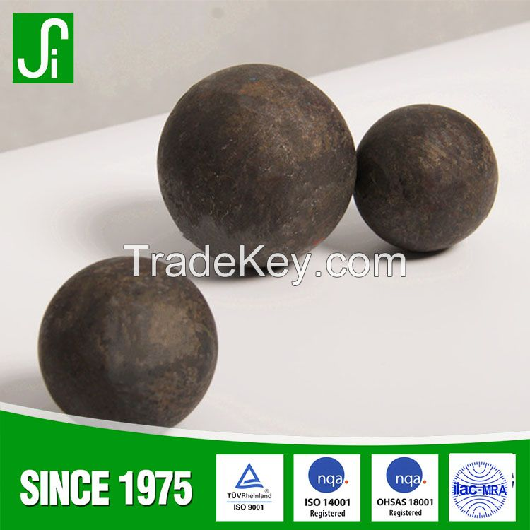 forged steel grinding ball for Chile mining