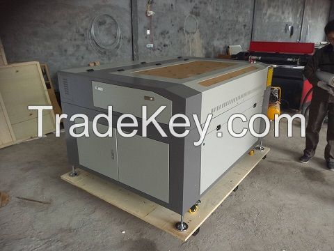 DRK1390 hot sale plywood laser engraving and cutting machine