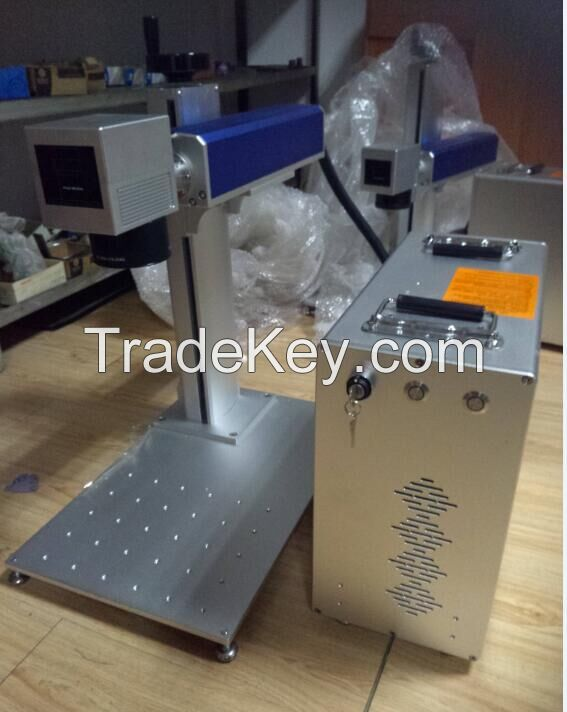 10w 20w 30w 50w laser fiber marking machine